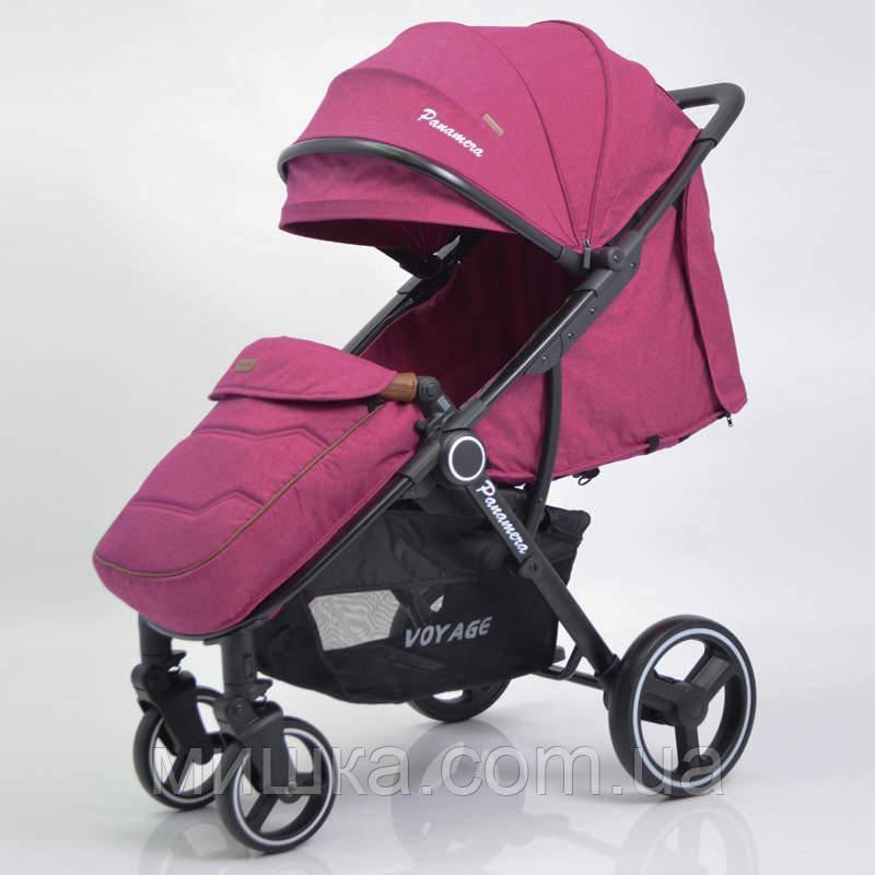 Детская прогулочная коляска Panamera C689 Pink