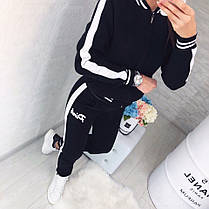 Спортивный костюм теплый с начёсом 0306, фото 3