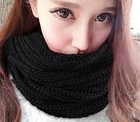 Шарф - снуд (шарф - хомут), фото 1