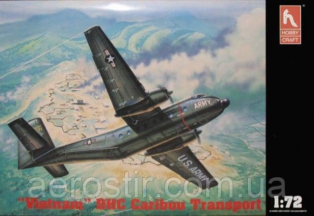 """Vietnam"" DHC Caribou Transport 1/72 Hobbycraft 1343"