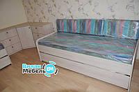 Кровать-трансформер (двухуровневая) 1101