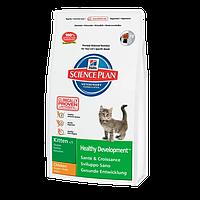 Корм для котят с курицей Hills Science Plan Feline Kitten Chicken