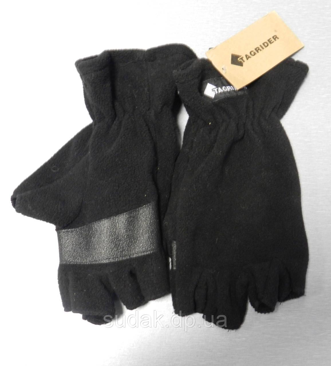 Перчатки Tagrider открытые пальцы L