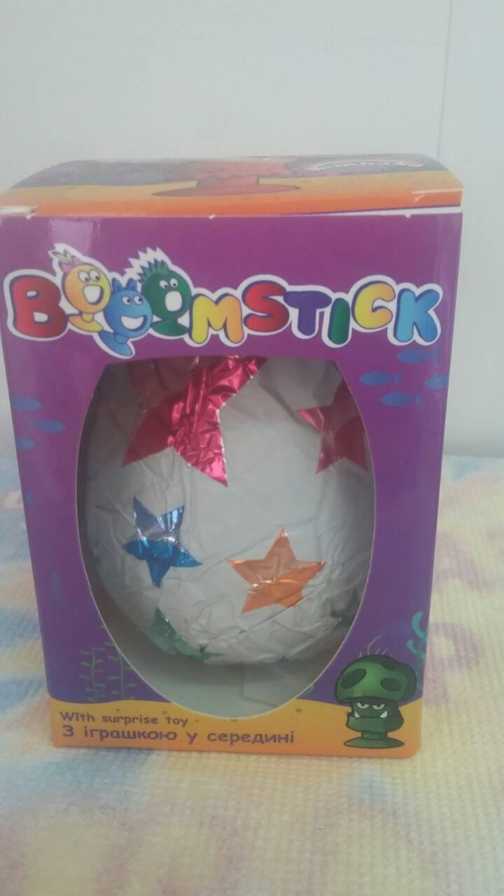 Шоколадное яйцо Buumstick 50г