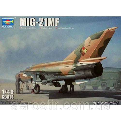 Міг-21МФ 1/48 Trumpeter 02863