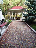 Тротуарная плитка - ТМ «Золотой мандарин», фото 1