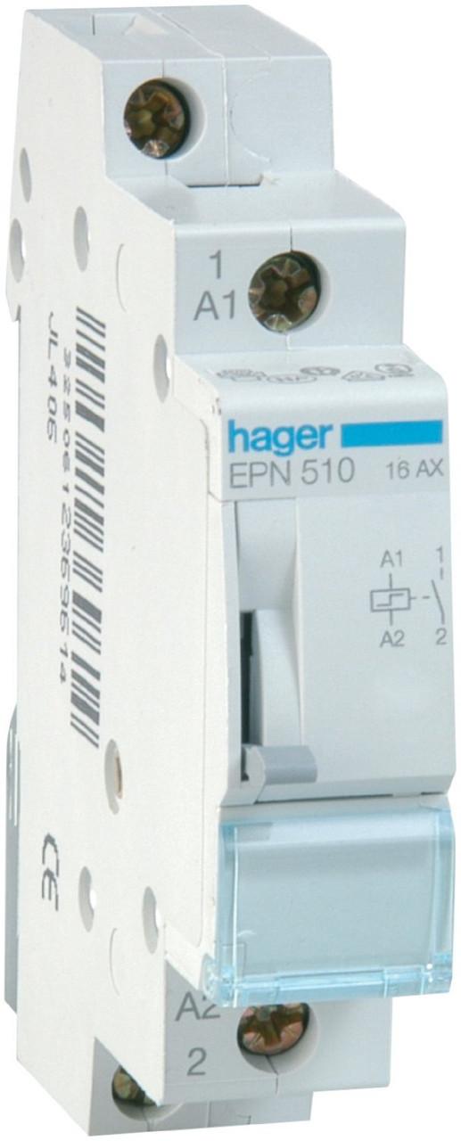 EPN510 Импульсное реле 230В/16А, 1НВ, 1м