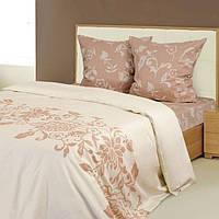 Комплект постельного белья Сатин евро 220х200