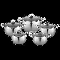 Набір посуду 10 предметів Maxmark MK-APP7510