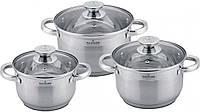 Набір посуду 6 предметів Maxmark MK-3506F
