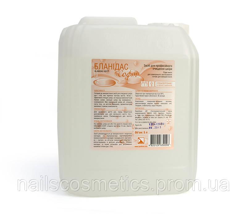 Бланидас-софт 5л - жидкое мыло