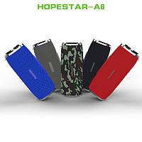 Портативна портативна колонка Hopestar A6 Originalsize Bluetooth Блютуз акустика бездротова мобільна