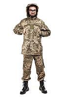 Куртка Парка влаго-ветрозащитная с подстежкой (2 в 1) пиксель ВСУ