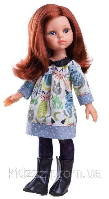 Кукла Кристи в голубом, 32 см Paola Reina,  (Паола Рейна, Испания)