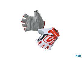 Перчатки EXUSTAR CG281RD красный L