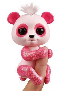 Панда Полли интерактивная (розовая) Fingerlings W3560/3561