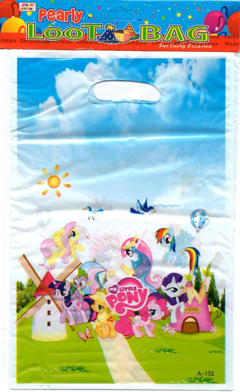 Пакеты подарочные, сумочки полиэтиленовые детские для ...
