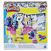 Play-Doh My Little Pony Canterlot Май Лител Пони Кантерлот