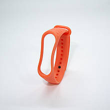 Ремешок Xiaomi Ribbed Strap for Mi Band 3 Orange (XMB3-RIB-ORG)