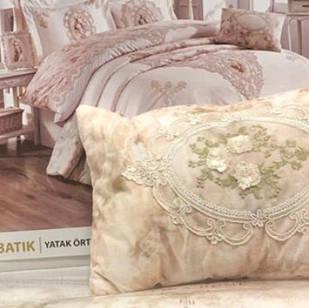 Покрывало Evelina с наволочками + деко подушка