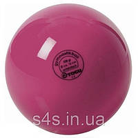 Мяч гимнастический TOGU d.19 см, 400 г (17 цветов в ассортименте) Темно-розовый