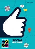 """Настольная игра """"Social Network"""""""