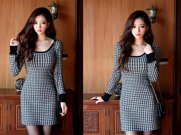 Женское платье СС5342