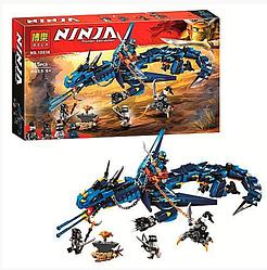 Конструктор Ninjago на 528 деталей.Детский настольный конструктор.Пластмассовый настольный конструктор.