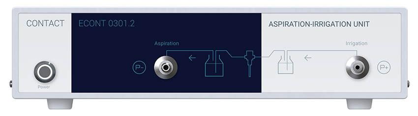 Аппарат для аспирации и ирригации ЭКОНТ-0301.2