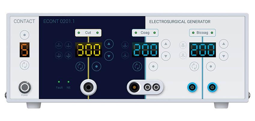 Аппарат электрохирургический высокочастотный ЭКОНТ-0201.1