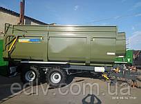 Тракторный  сдвижной прицеп ТСП-26 грузоподъемность 20т, объем 32м2