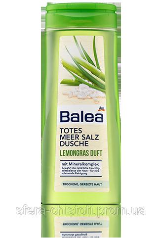 Balea гель для душа с солями мертвого моря Лимонник, 300 мл