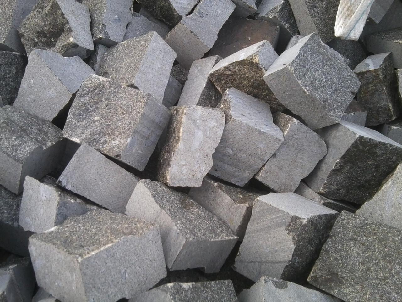 Испытания (исследование) плит и брусчатки из натурального камня для мощения улиц