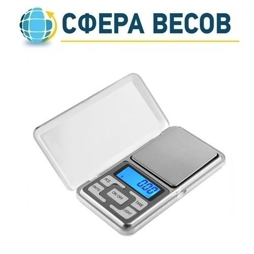 Весы ювелирные Pocket Scale MH-200 (200 гр)