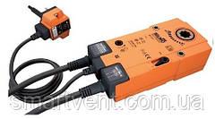 Електропривод вогнезатримуючих клапанів BFL24-T