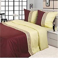 Комплект постельного белья Сатин семейный (5-предметный)