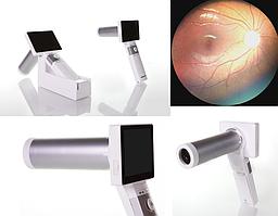 Офтальмоскоп цифровой MiiS HORUS Scope DЕC-100 для диагностики глазного яблока
