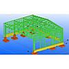 Проектные разработки металлических конструкций