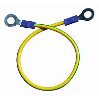 Провод заземления с наконечником (для шкафа и бокса) длина 200mm сечение провода до 1,5mm Electro