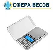 Весы ювелирные Pocket Scale MH-500, 500г (0,1г)