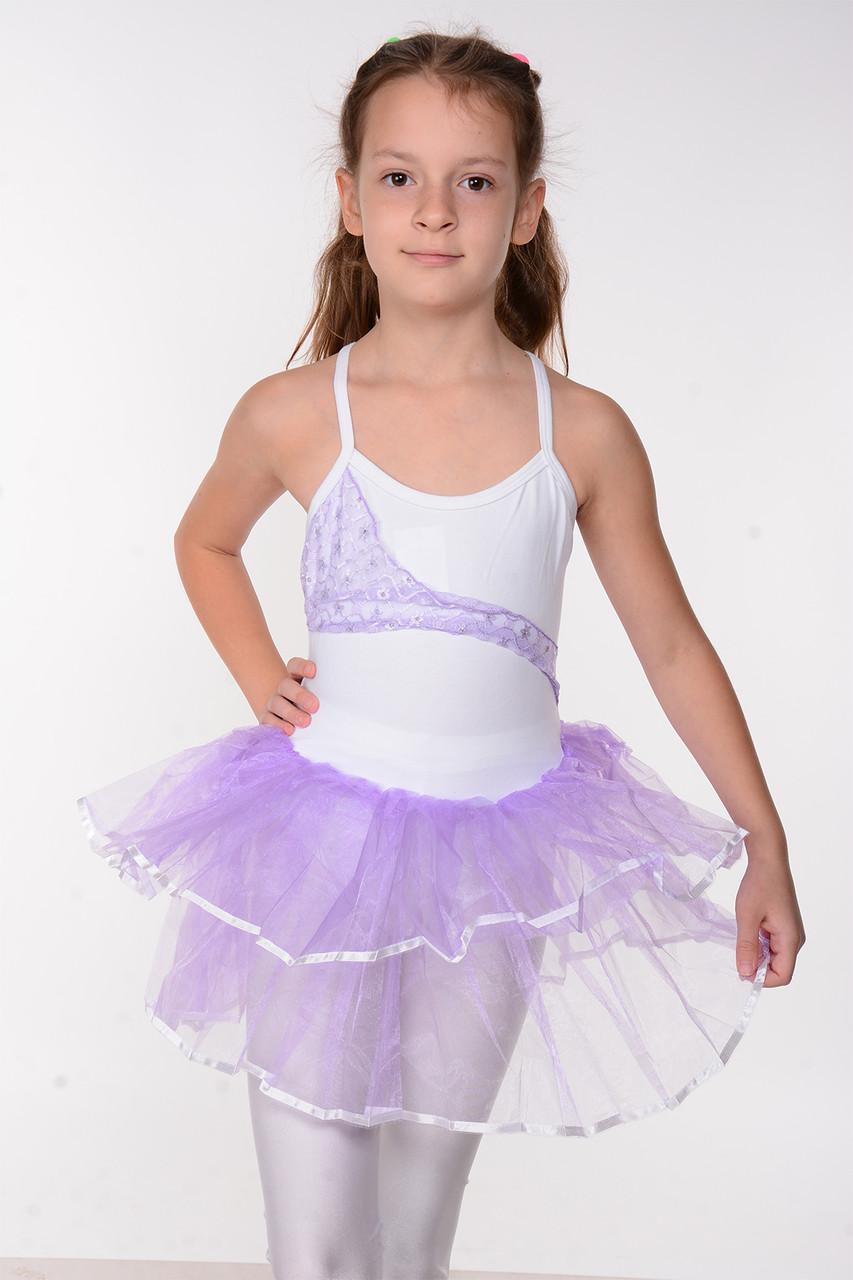Детская балетная пачка с пышной юбкой