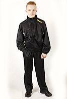 Костюм спортивный мужской Nike 9168 Black Размеры M L