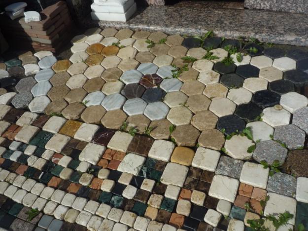 Испытания (исследование) плиток из природного камня для пола и лестниц
