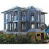 Строительство частных домов по каркасной технологии