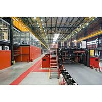 Строительство производственного быстровозводимого помещения