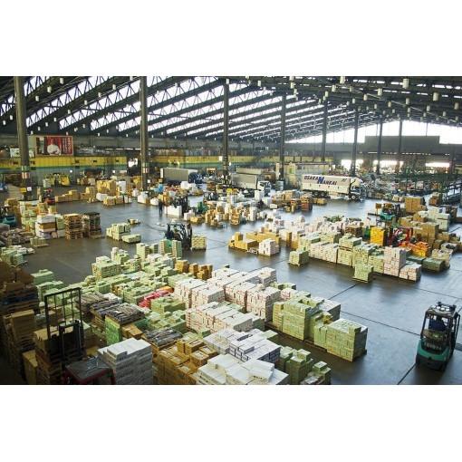 Строительство заготовительных складов
