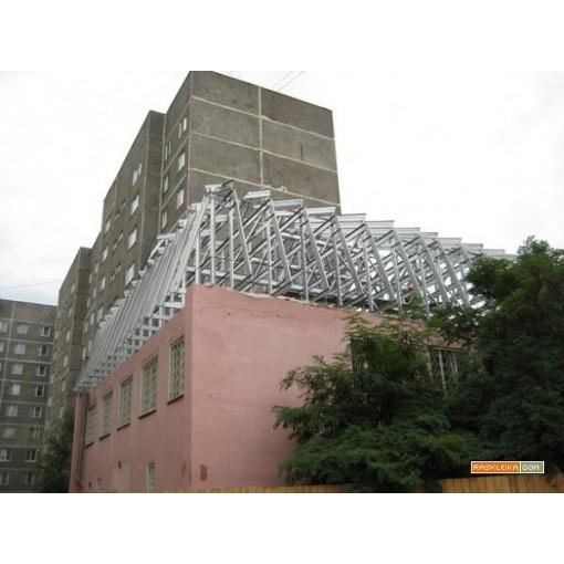 Строительство надстроек здания