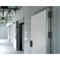 Холодильные двери ППУ низкотемпературные