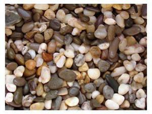 Грунт-натуральный речной гравий №1, 10 кг, 0,8-2,0 мм