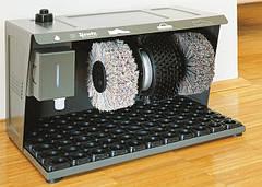 Апарати для чищення взуття